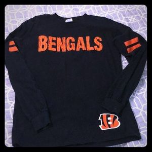 Bengals long sleeve T-shirt